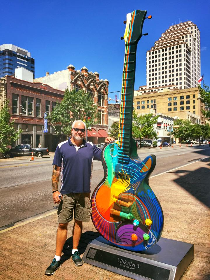 guitarsculptures