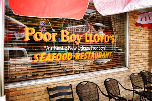 Poor Boy Lloyds, Baton RougeLouisiana