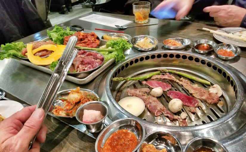 Tomukun Korean BBQ, Ann ArborMI