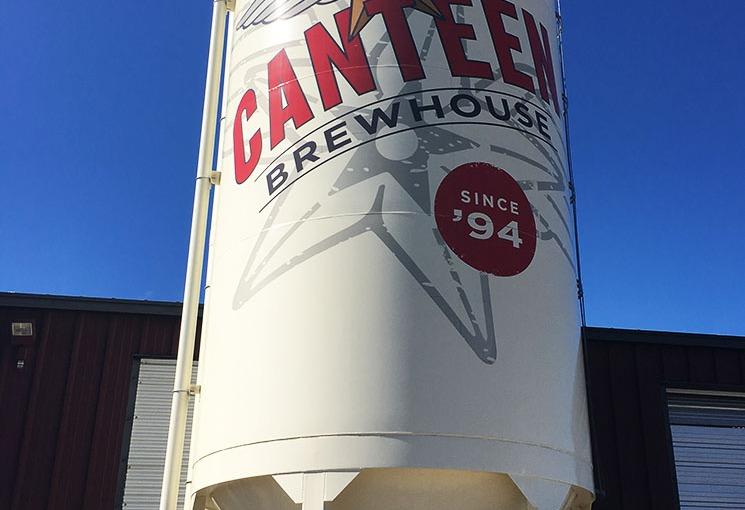 Canteen Brewhouse, Albuquerque