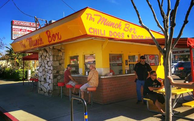 The Munch Box, ChatsworthCalifornia