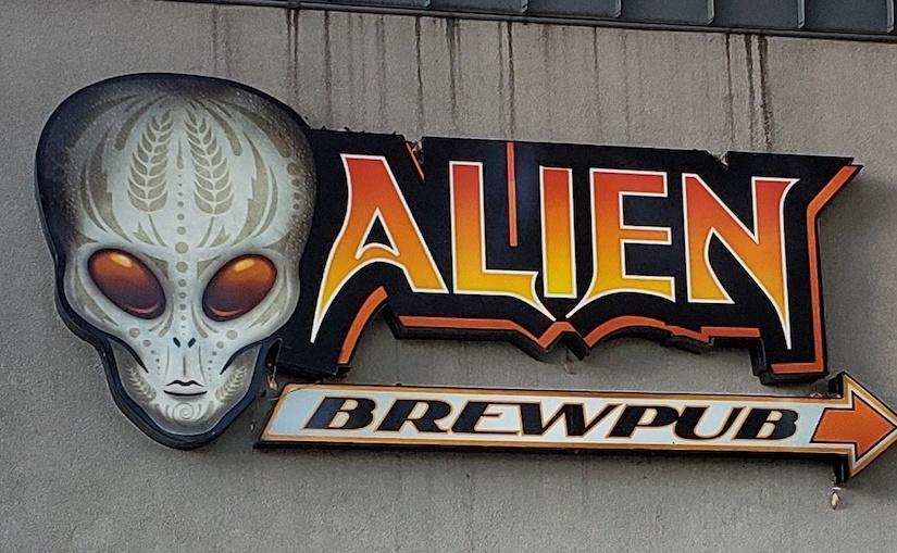 Alien Brewpub, AlbuquerqueNM