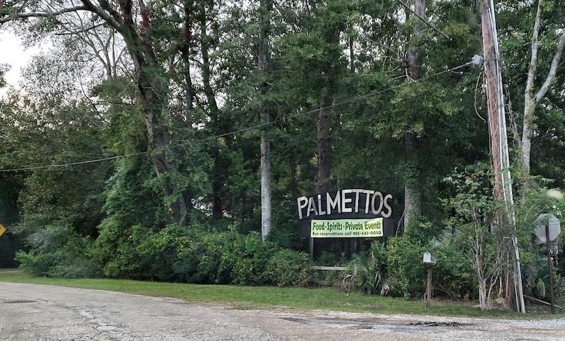 Palmettos on the Bayou, SlidellLouisiana