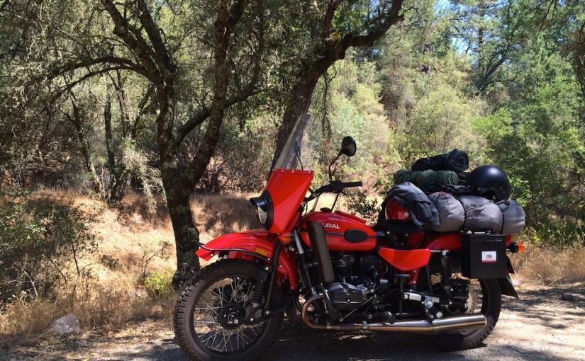 Camping trip to SilverLake